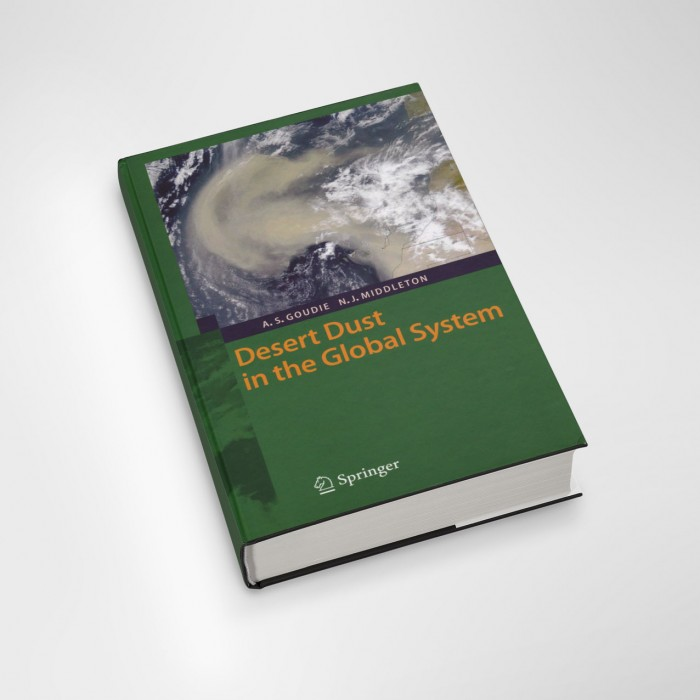 Desert Dust in the Global System